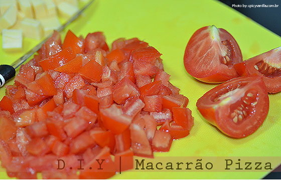 macarrao pizza 4 - Do It Yourself | Macarrão Pizza