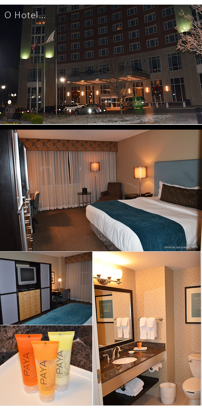New Brunswick hotel
