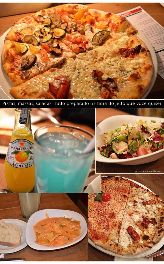 vapiano pizza pasta