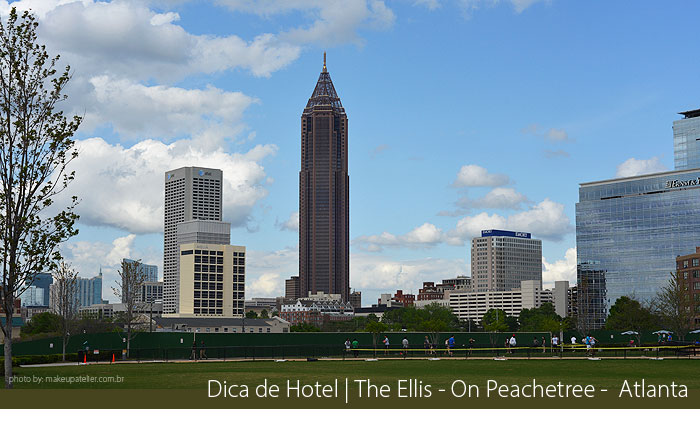 hotel atlanta 6 - Dica de Hotel | The Ellis Atlanta