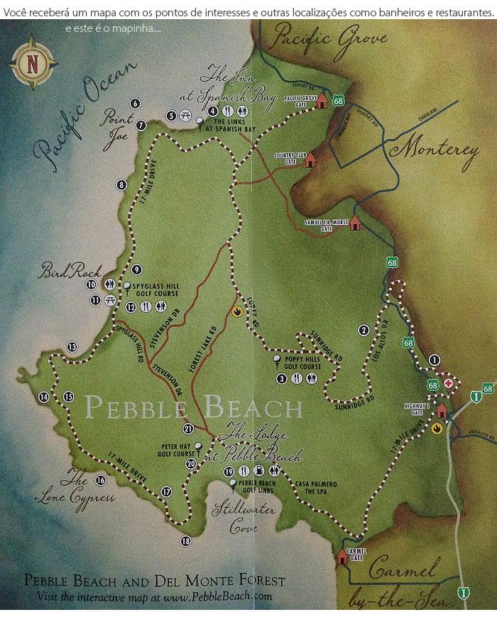 17_mile_drive_mapa