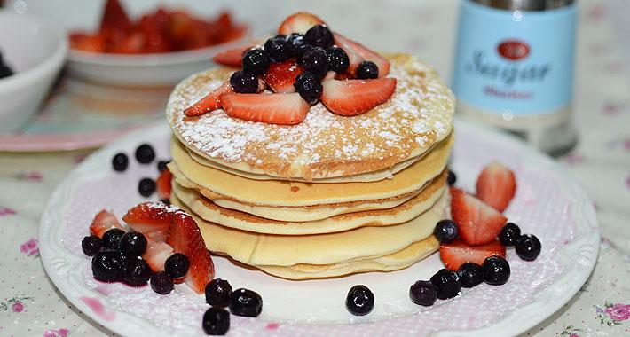 pancake destaque - Do It Yourself | Pancake de leite condensado