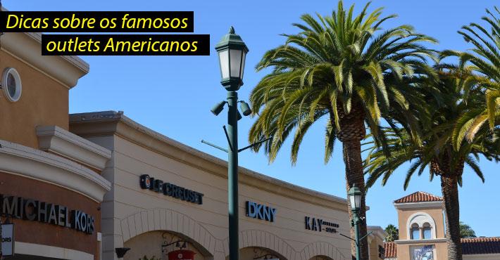 outlet destaque1 - Vídeo | Dicas para fazer compras nos outlets dos Estados Unidos