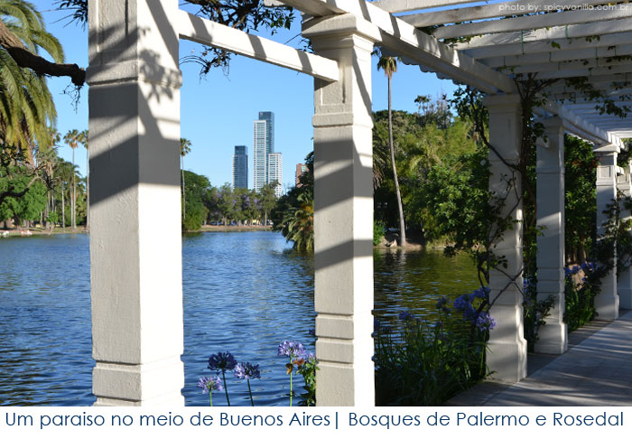 bosques palermo capa - Um paraiso no meio de Buenos Aires | Bosques de Palermo e o seu Rosedal