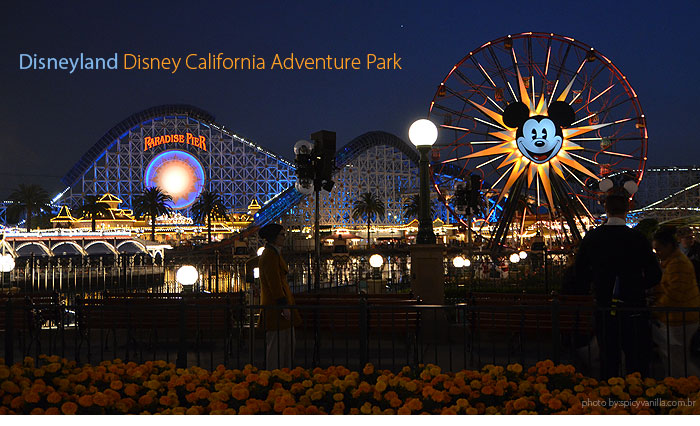 Disney California Adventure Park capa - Disneyland | Disney California Adventure Park