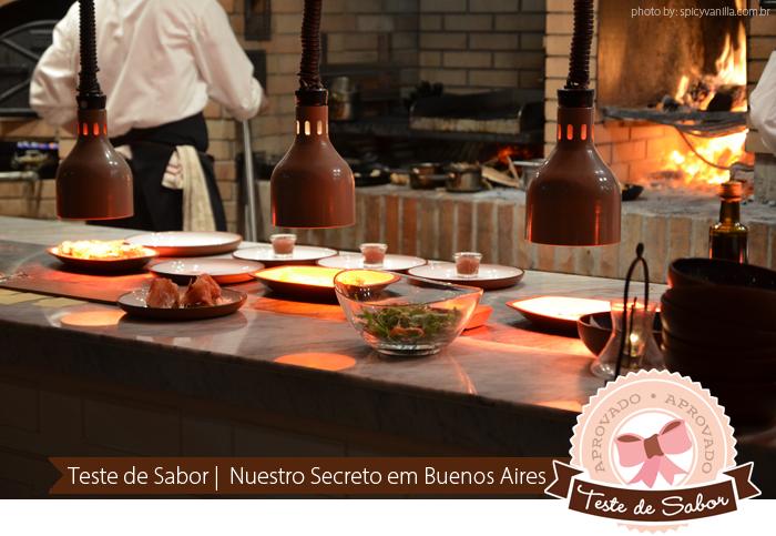 nuestro secreto buenos aires1 - Teste de sabor | Nuestro Secreto - Four Seasons Hotel Buenos Aires
