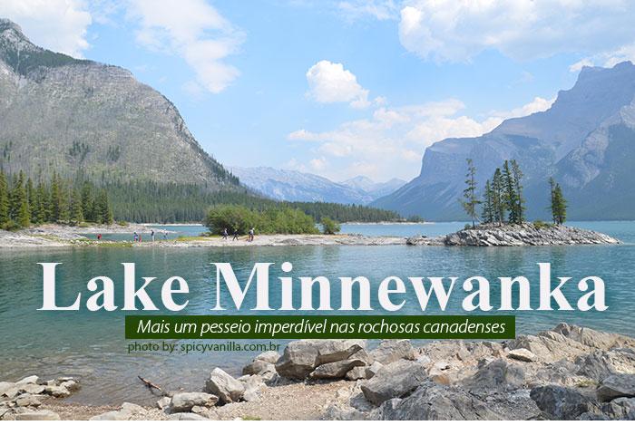 lake Minnewanka canada1 - Banff | Conhecendo o Lake Minnewanka nas rochosas canadenses