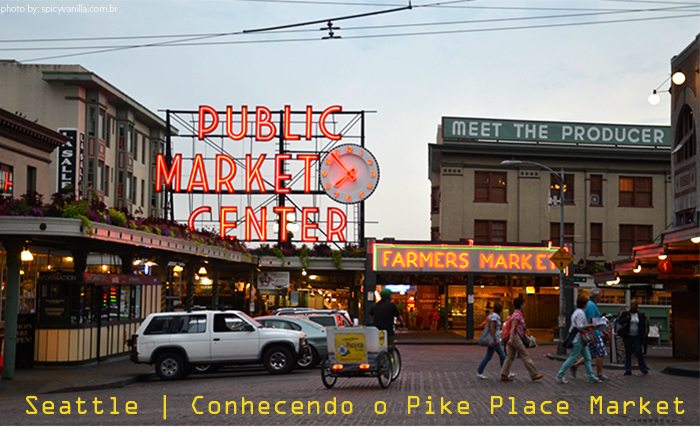 pike place market seattle - Seattle | Conhecendo o O Pike Place Market