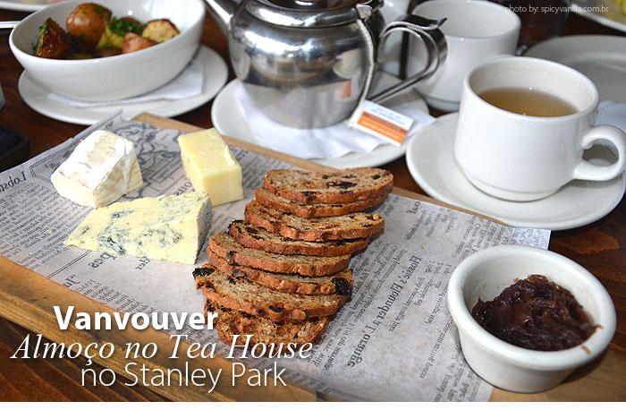 tea house vancouver - Vancouver | Tea House no Stanley Park. Boa comida e uma vista incrível.