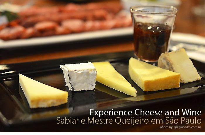sabiar mestre queijeiro - São Paulo | Experiencia Queijos e Vinhos com Sabiar e Mestre Queijeiro