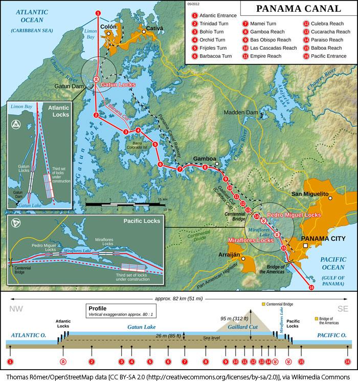 Panama_Canal_Mapa