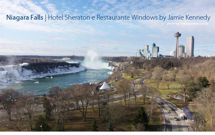 sheraton niagara falls - Niagara Falls Canadá | Hotel Sheraton e restaurante Windows by Jamie Kennedy