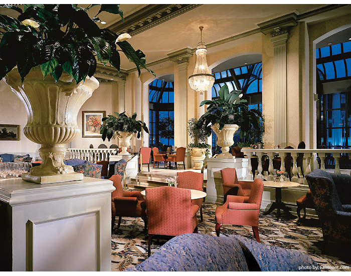 Fairmont_chateau-laurier_restaurante