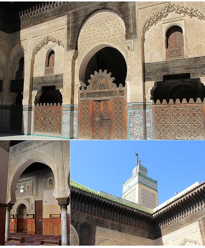 marrocos_Madrasa_Bou_Inania
