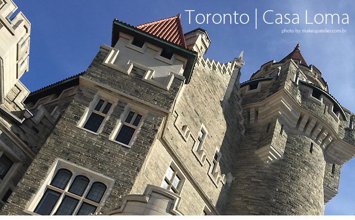 casa Loma toronto - Toronto | Visitando a Casa Loma