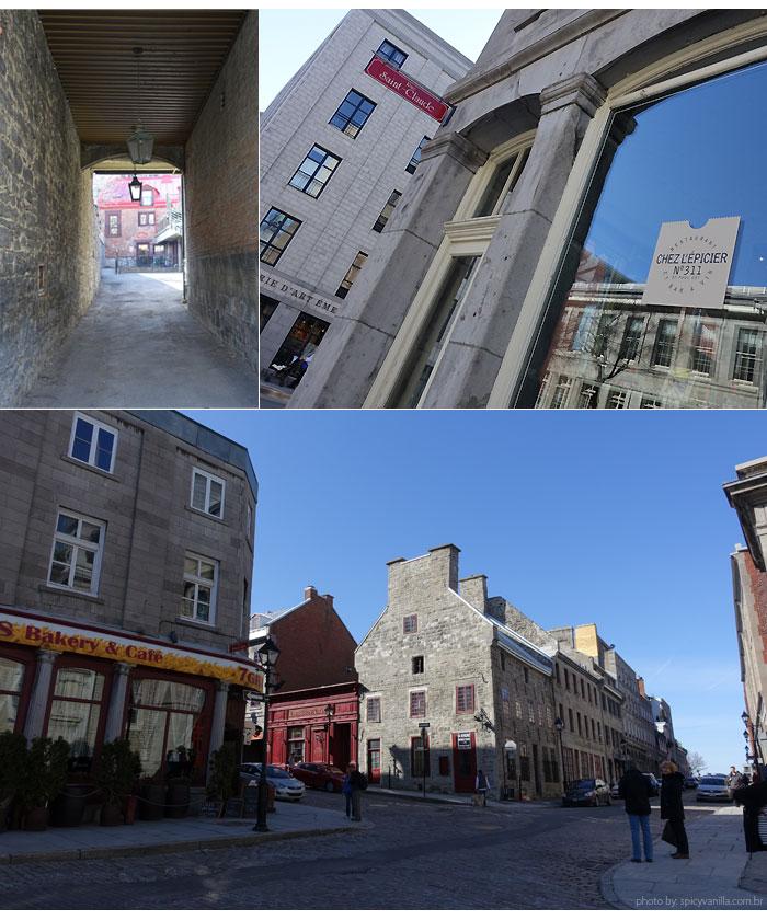 montreal centro antigo