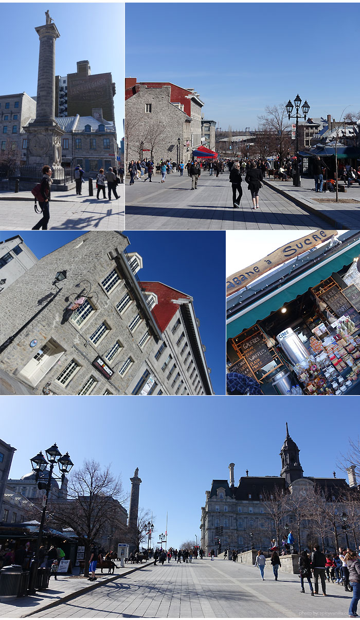 montreal place jacques cartier
