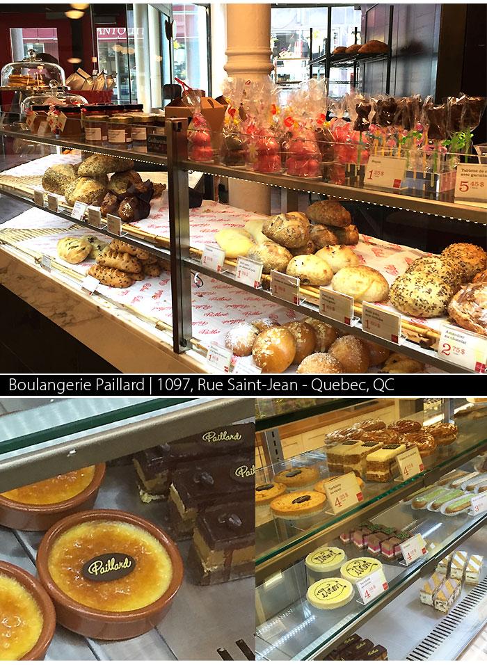 restaurantes quebec Boulangerie Paillard