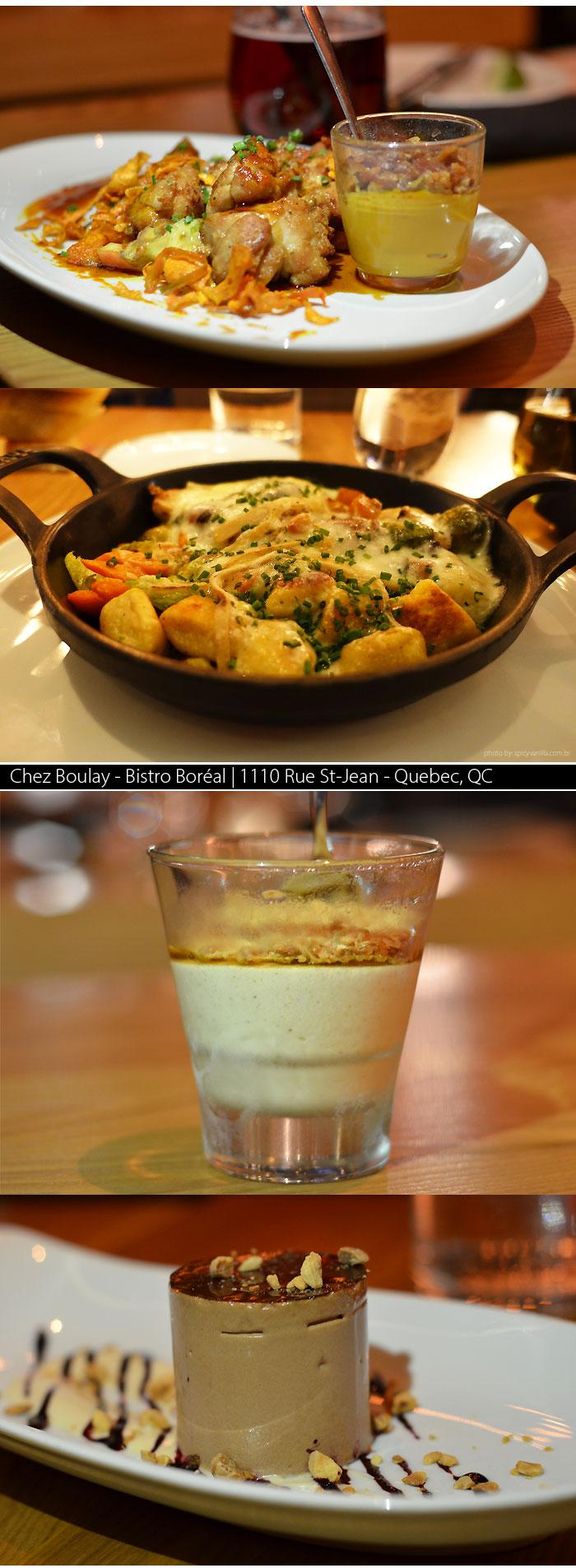 restaurantes quebec Chez Boulay