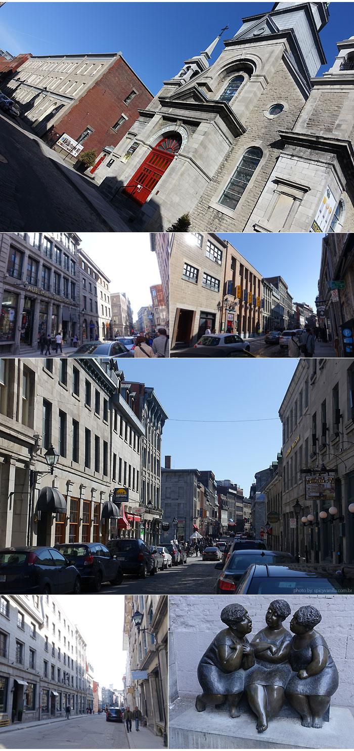 rue saint paul montreal