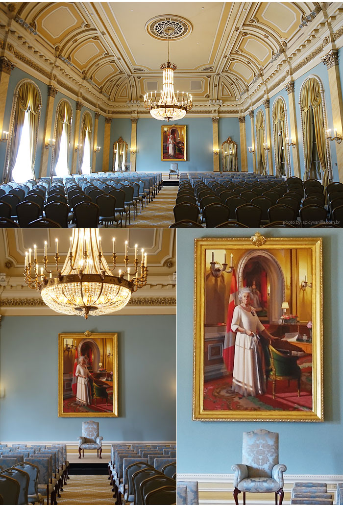 Rideau Hall - Ballroom