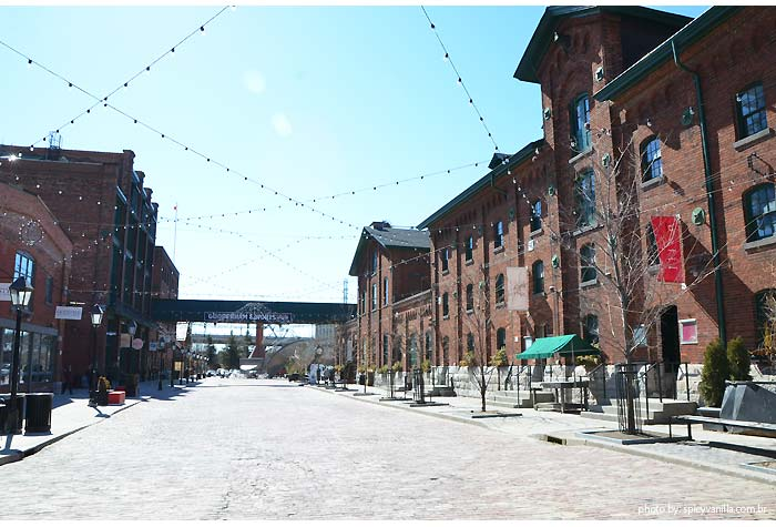 The Distillery District - Toronto
