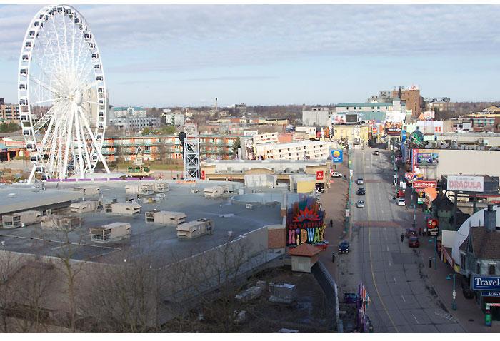diversao em Niagara Falls - Niagara Falls | Diversão, alimentação e comprinhas no lado Canadense