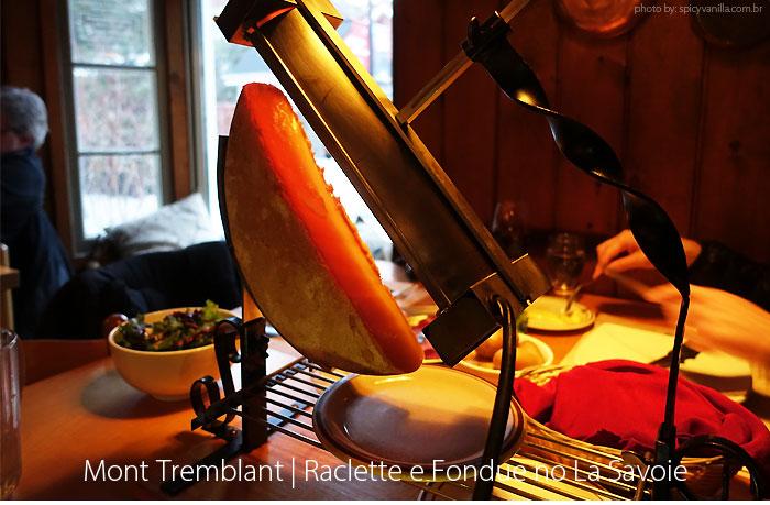 la savoie mont tremblant - Restaurantes de Mont Tremblant |Raclette e fondue no La Savoie