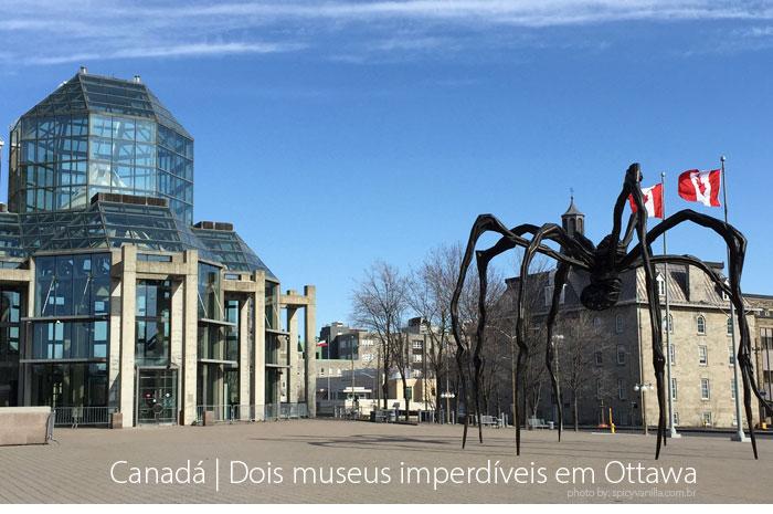 museus ottawa - Canadá | Dois museus imperdíveis em Ottawa