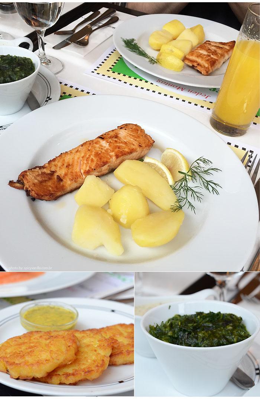 almoçar em dusseldorf