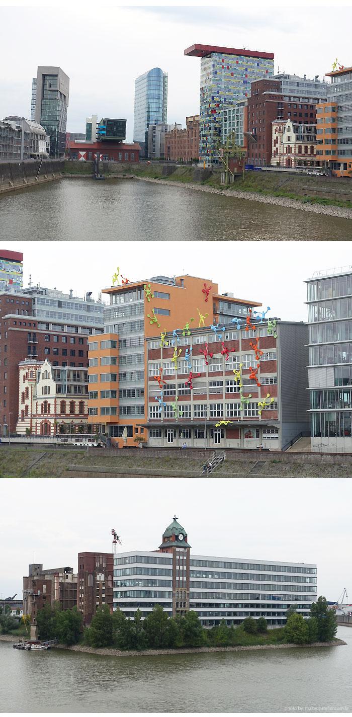 arquitetura Düsseldorf