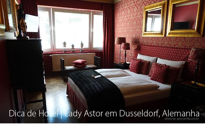 hotel dusseldorf lady astor - Dica de Hotel | Sir e Lady Astor em Dusseldorf, Alemanha