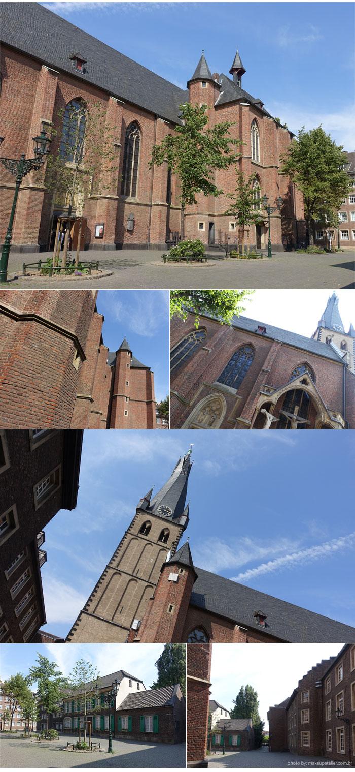 igreja Düsseldorf