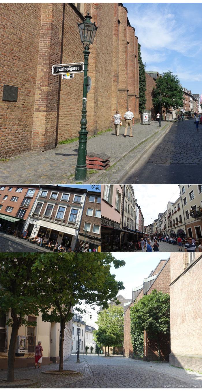 old city dusseldorf