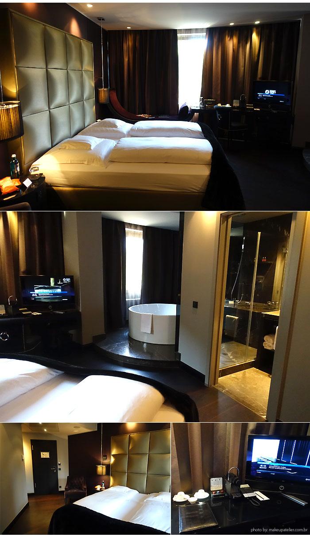suite hotel Rommers em Frankfurt