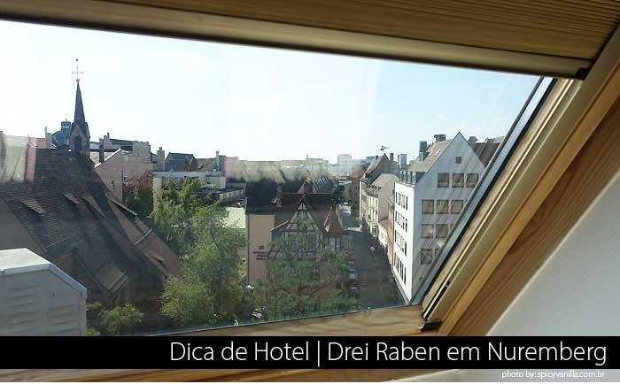 hoteis nuremberg - Dica de Hotel | Drei Raben em Nuremberg