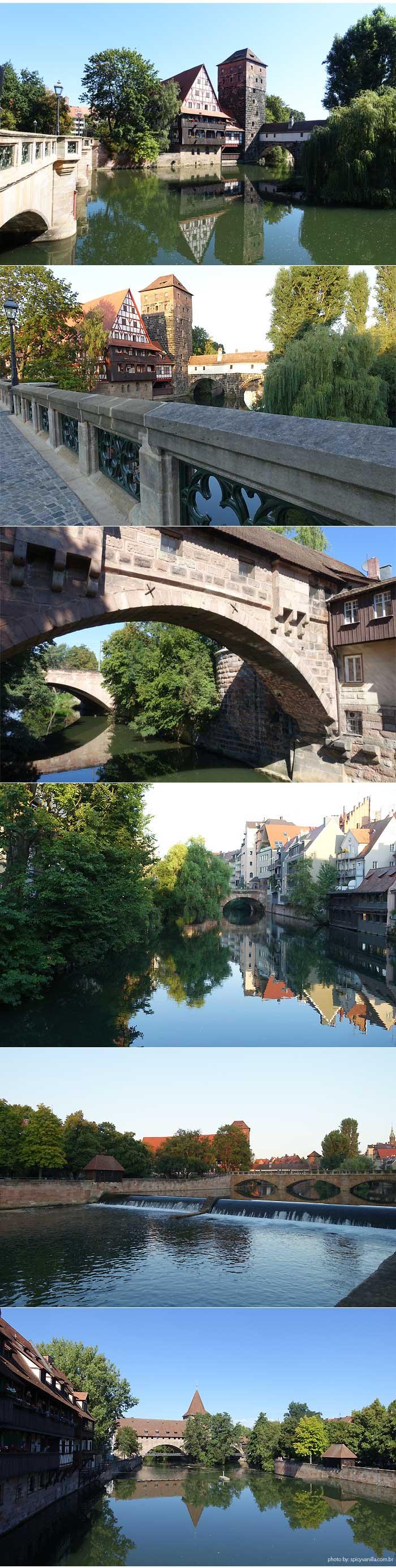 pontes-de-Nuremberg