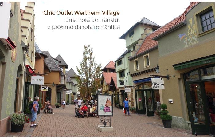 Wertheim-Village
