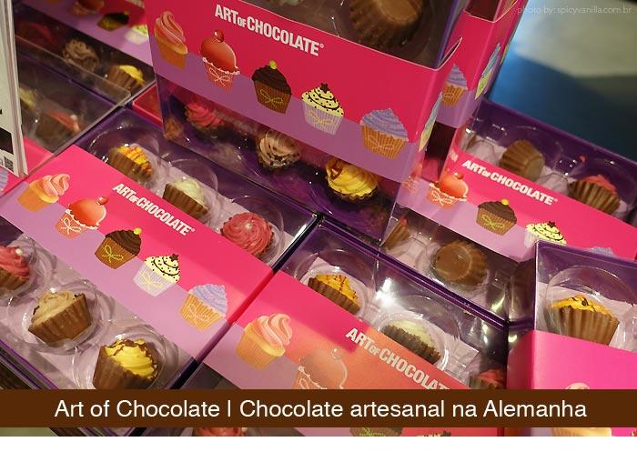 chocolate alemanha - Art Of Chocolate | Visitando a deliciosa loja da fábrica na Alemanha