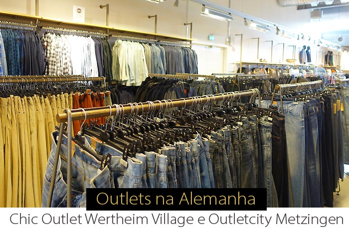 outlet alemanha - Outlets na Alemanha | Chic Outlet Wertheim Village e Outletcity Metzingen