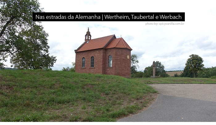 tour alemanha - Nas estradas da Alemanha | Wertheim, Taubertal e Werbach