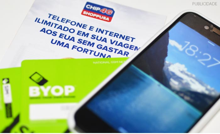 celular pre pago nos estados unidos - Chip de celular pré pago nos Estados Unidos. Qual a melhor opção ?