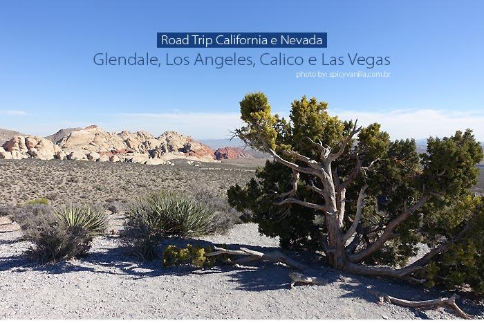 road trip california - Nosso Roteiro | Glendale, Los Angeles e Las Vegas