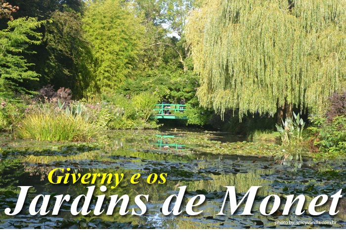 giverny e os jardins de monet quando ir e como chegar. Black Bedroom Furniture Sets. Home Design Ideas