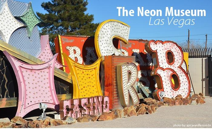 neon museum las vegas - The Neon Museum | Um pedacinho da história antiga de Las Vegas