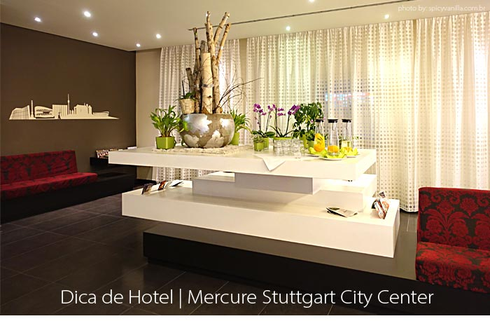 hotel em stuttgart - Dica de Hotel |Mercure Hotel Stuttgart City Centre