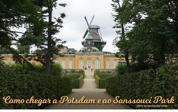 como chegar potsdam parque sanssouci - Berlim e Região | Como chegar a Potsdam e ao Sanssouci Park
