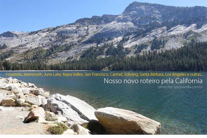road trip 2016 vegas california - Nosso novo roteiro pela California | Incluíndo Yosemite, Mammoth e Napa Valley