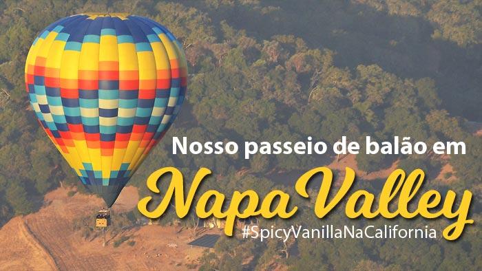 capa balao blog - Passeio de balão em Napa Valley, Califórnia