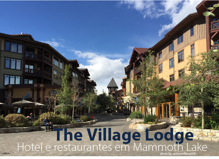 hotel mammoth - Mammoth Lake | The Village Lodge, hotel e restaurantes